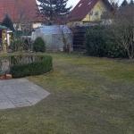 Referenzobjekt 01809 Dohna Vermittlung Verkauf einer Doppelhaushälfte an Eigennutzer 2018 Garten